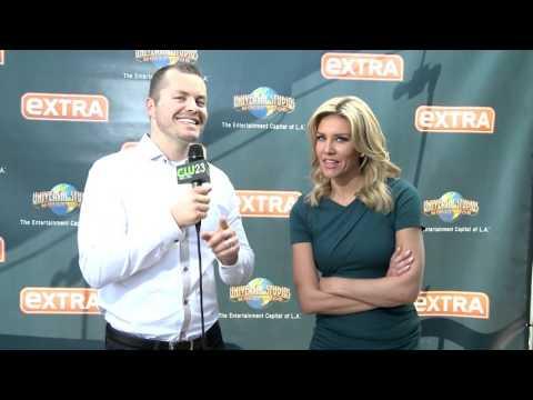 Jon Foss interviews Charissa Thompson