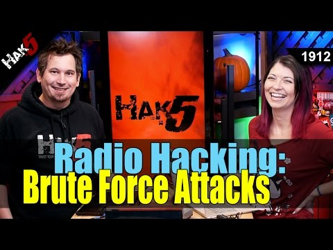How to Hack Radio with Brute Force Attacks - Hak5 1912