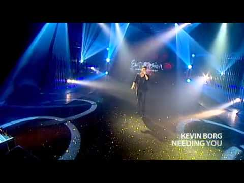 Kevin Borg - Needing You (MESC 2013)