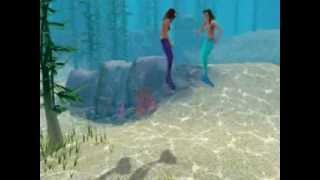 Русалки в The Sims 3: Райские острова