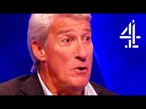 Jeremy Paxman On Hillary vs Trump US Election | The Last Leg