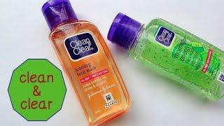 How to fair - clean & clear facewash - must watch
