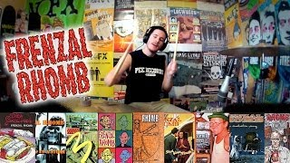 Frenzal Rhomb: A 5 Minute Drum Chronology - Kye Smith [HD]