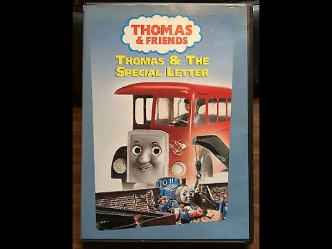 thomas and the special letter and the special letter dvd 2007 20219
