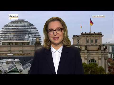 Sondierungsgespräche: Tagesgespräch mit Claudia Kemfert am 26.10.17