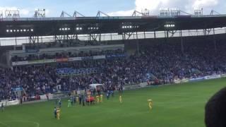1. FC Magdeburg vs Lotte: 38. Spieltag