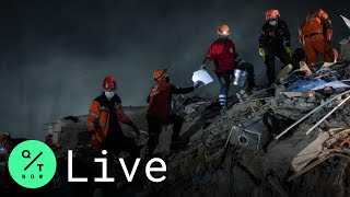 LIVE: Rescuers in Turkey Search Through Rubble of Deadly Earthquake's Aftermath