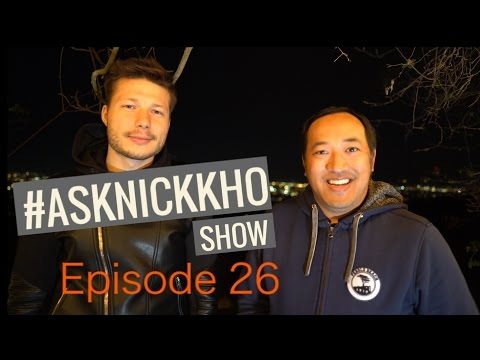 Bachelor Party Agency Mentoring Session | #AskNickKho Episode 26