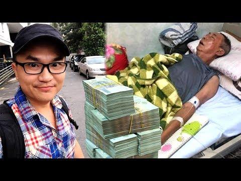 Choa'ng Với Tổng Số Tiền MC Đại Nghĩa Kêu Gọi Quyên Góp Ủng Hộ Nghệ Sĩ Lê Bình