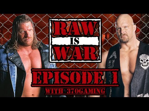 "TEW 2016 - WWF 2001 w/370Gaming - Episode 1 - ""Blood is Thicker than Piss"""