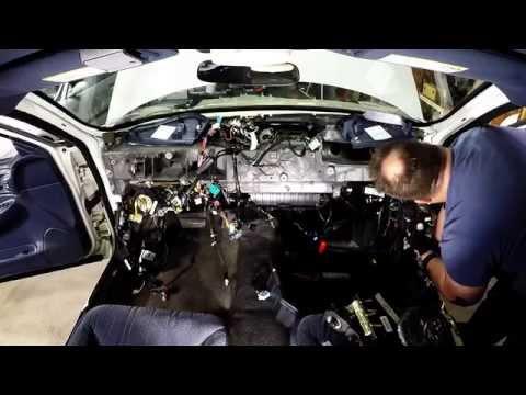 Impala Main And Dashboard Wiring Harness, Body Control Module