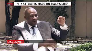 Gayton McKenzie releases sensational new book 'Kill Zuma by Any Means Necessary'