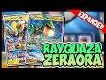 Turbo Rayquaza GX / Zeraora GX - Expanded Pokemon TCG Online Gameplay