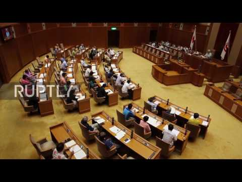 Japan: Okinawa Assembly approves lawsuit against US military base relocation
