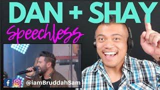 DAN + SHAY singing SPEECHLESS   Drive Thru REACTION vids with Bruddah Sam Video