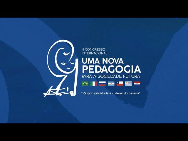 VIDEO III Congresso Internacional Responsabilidade e o Dever da Pessoa