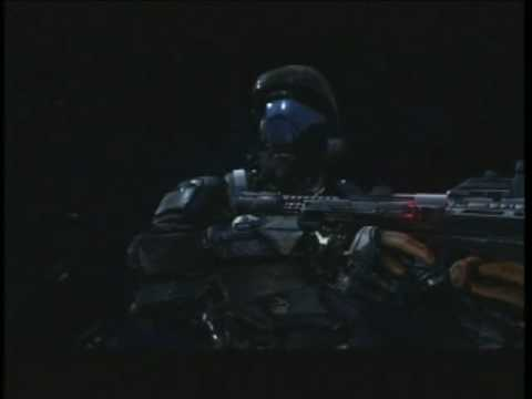 Halo 3 ODST Music Video Crawl by Breaking Benjamin