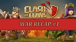 Clash Of Clans - TH10 3star? - War recap