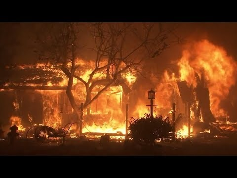 California wildfires: Live reports from the scene | ABC News