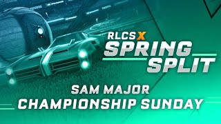 RLCS X | SAM Spring Split Major | Championship Sunday