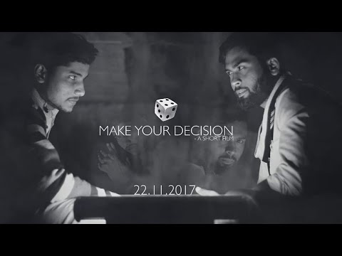 मेक युवर डिसिशन || Make Your Decision || OMP Official(short film) || With English subtitles