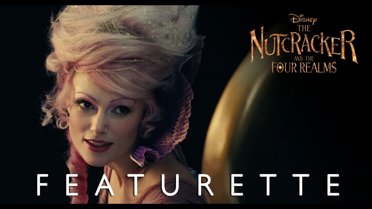 """Disney's The Nutcracker and the Four Realms - """"Family Traditions"""" Featurette"""