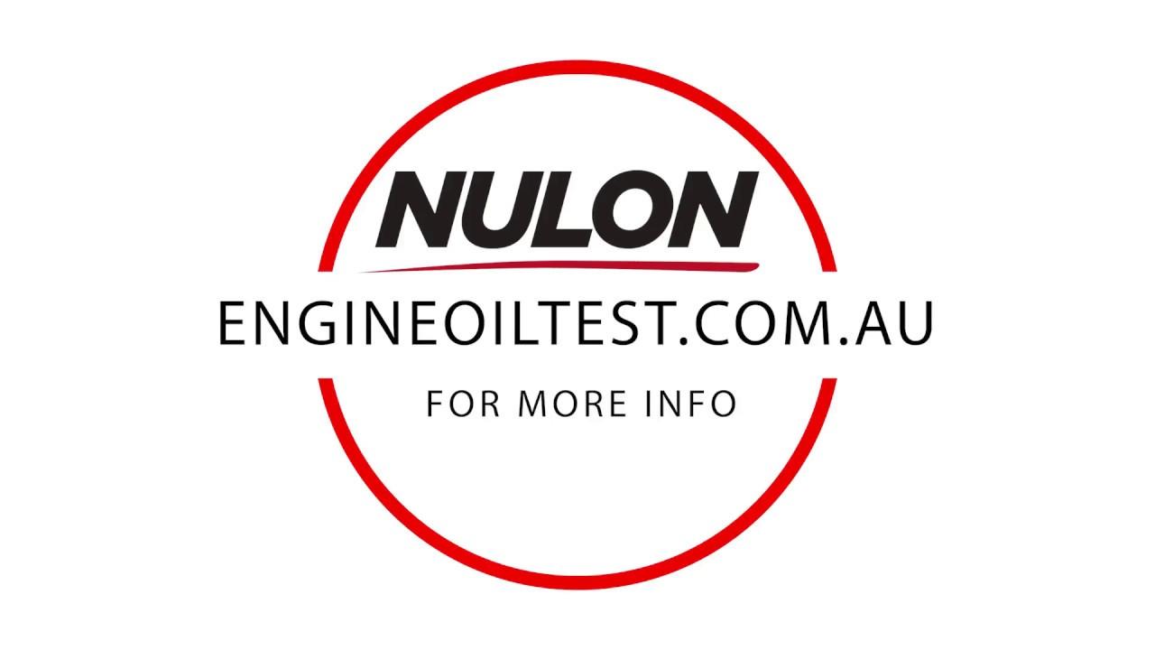 Nulon engine oil testing