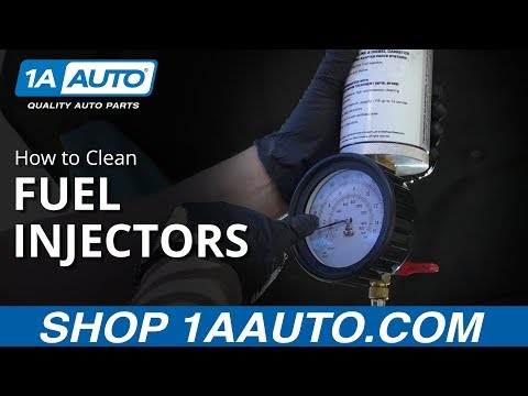 How to Clean Fuel Injectors Like The Pros
