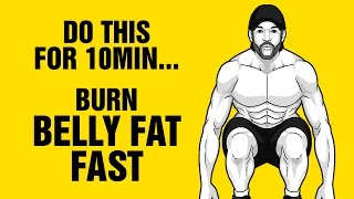 Video 10min Of This Burns Belly Fat Fast : 100% Bodyweight Workout download MP3, 3GP, MP4, WEBM, AVI, FLV Juli 2018