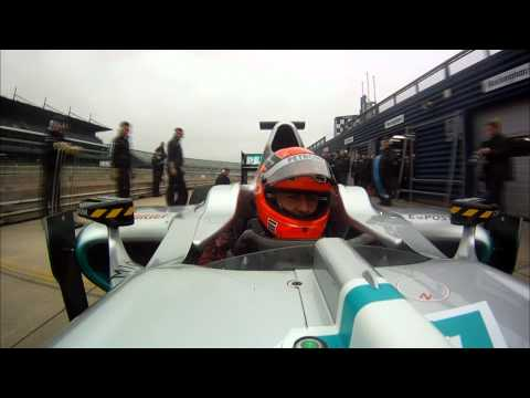 F1 2011 - Mercedes GP - Nico Rosberg & the importance of vision in Formula 1