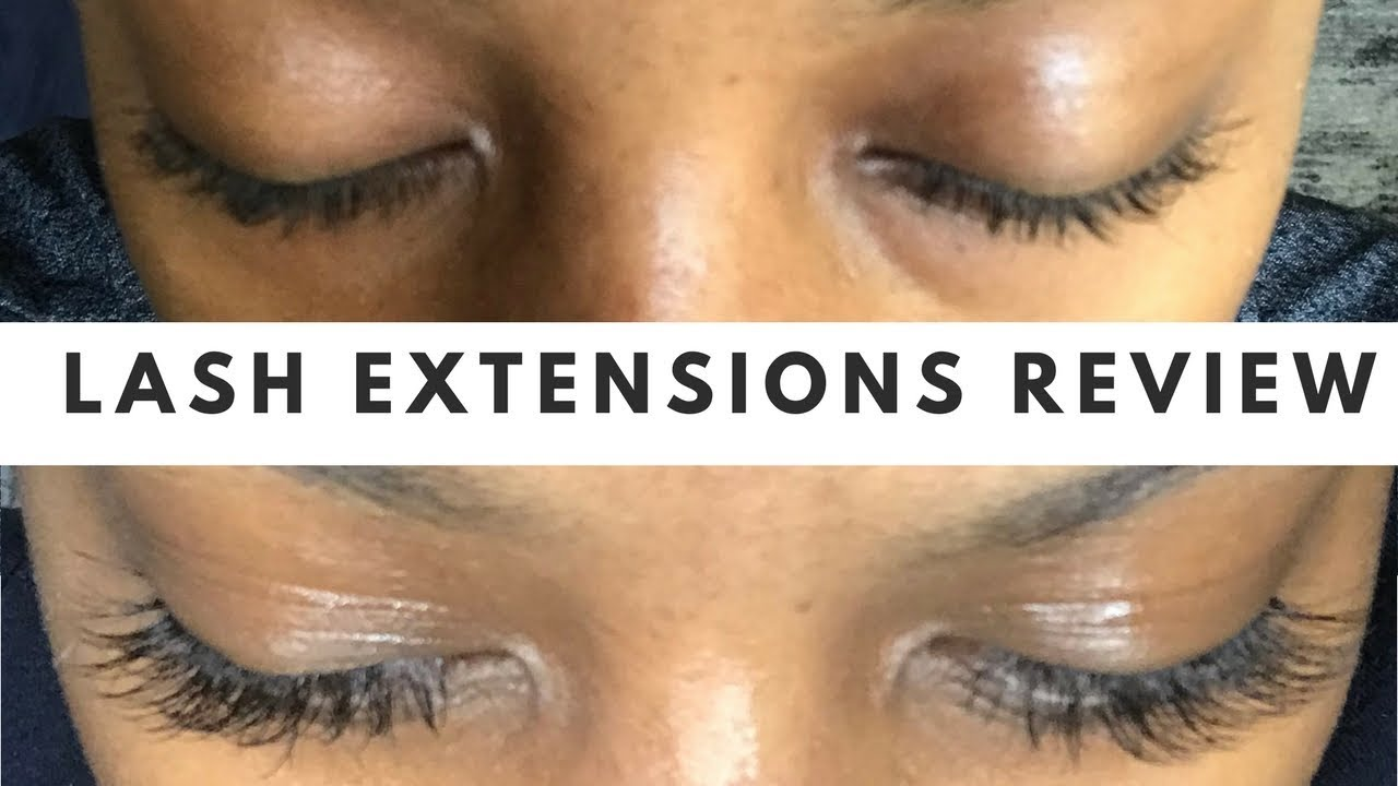 75 Eyelash Extensions In Nyc My Experience Faqs Youtube