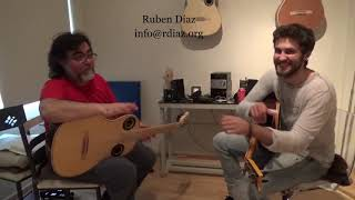 Noise around..? never mind just keep practicing your guitar with full determination/Ruben Diaz Spain