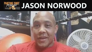Jason Norwood Aiming For Redemption Aug 17. In 2nd CES Welterweight Title Fight