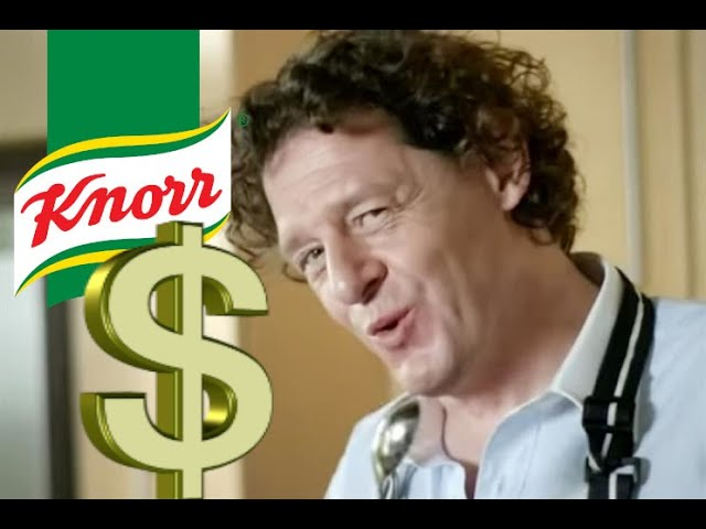 Marco Pierre White KNORR parody (attempt 1)