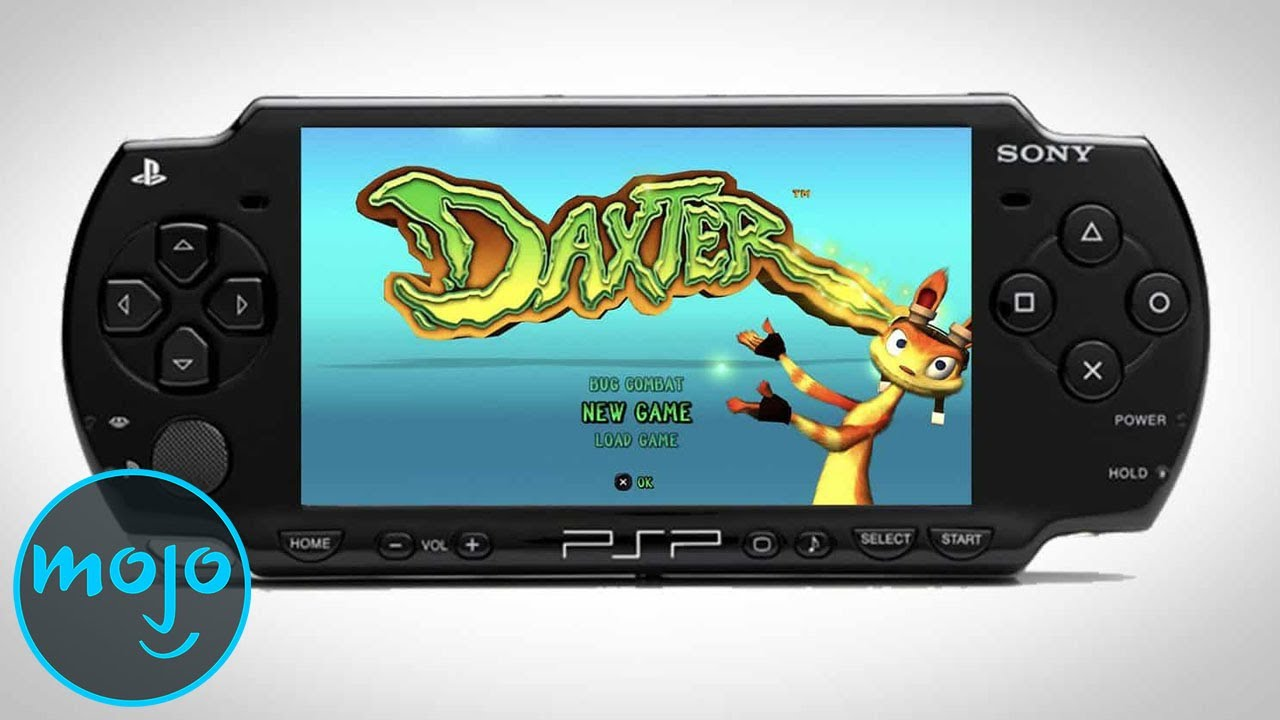 Download Top 10 PSP Games That Are Still Worth Playing