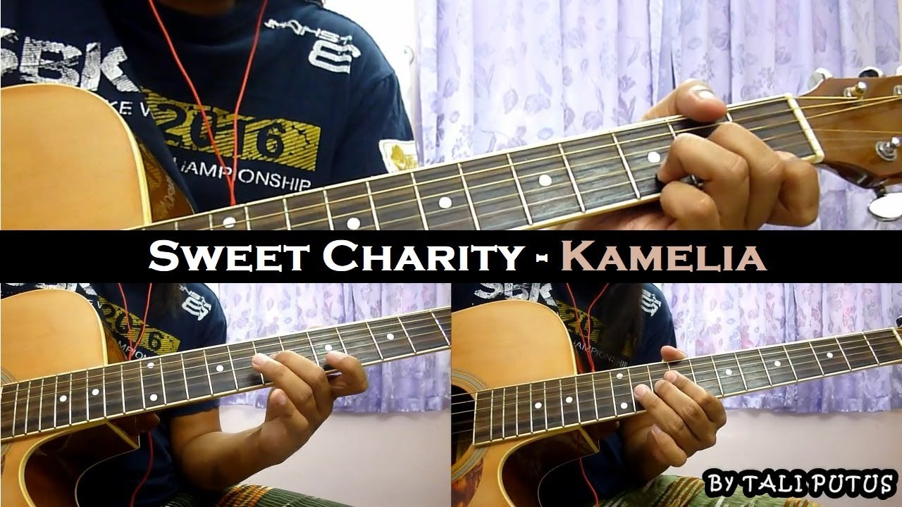 Sweet Charity - Kamelia (Instrumental/Full Acoustic/Guitar Cover)