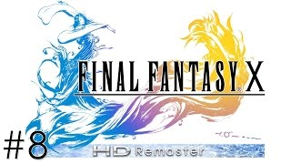 Final Fantasy X HD Remaster - Lord Ochu (#8)