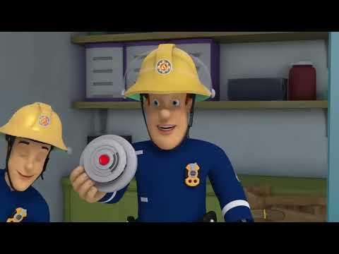 Sam le Pompier francais   Inondation!   Episode Complet   Dessin Anim�