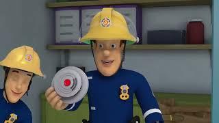 Sam le Pompier francais | Inondation! | Episode Complet | Dessin Animé