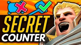 Overwatch | The Meta's Secret Tank Counter + Special Announcement