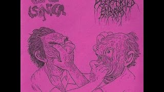 Deep Fried Embryo - Split with Cacasonica (Full Side) (2011)