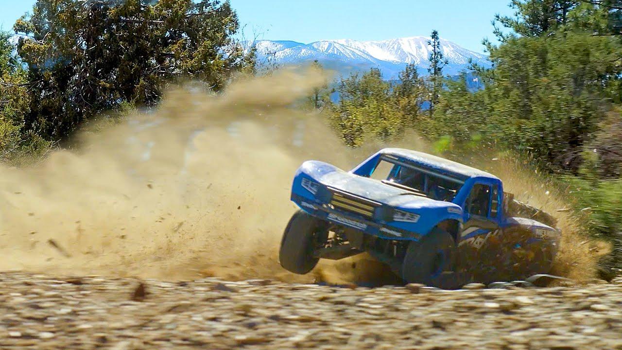Forest Adventure | @Traxxas Unlimited Desert Racer