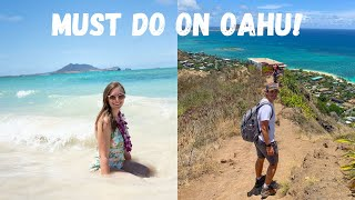 KAILUA BEACH PARK AND LANIKAI PILLBOX HIKE   Oahu, Hawaii
