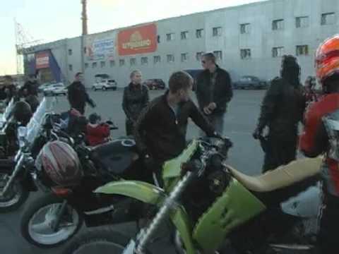 Байкеры г. Ленинск-Кузнецкий