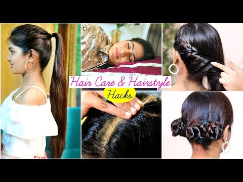 6 HAIR CARE & HAIRSTYLE Hacks You Must Know .. | #Beauty #Winters #Fun #Anaysa thumbnail