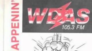 WDAS FM 105.3 Philadelphia - Doug Henderson-Mimi - Dec 23 1983