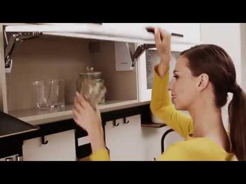 «Катюша Кухни»: верхние модули