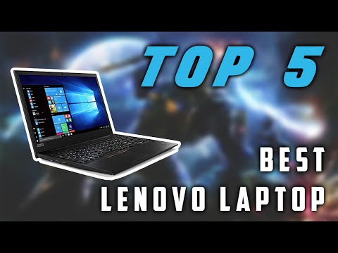 Best Lenovo Laptop 2019 | Top 5 Review ✔️