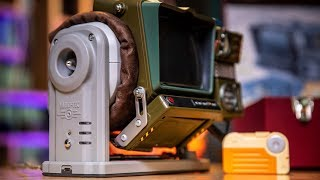 Show and Tell: Fallout Pip-Boy Bluetooth Speaker Kit