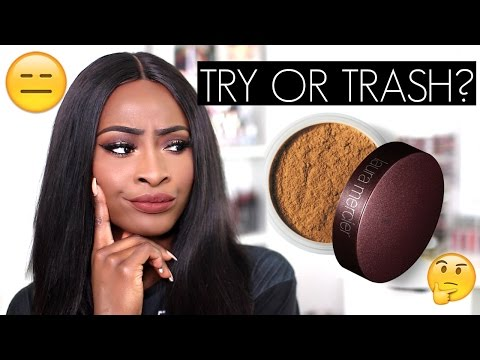 POINTLESS RELEASE OR NAH?  NEW LAURA MERCIER TRANSLUCENT SETTING POWDER *MEDIUM DEEP*